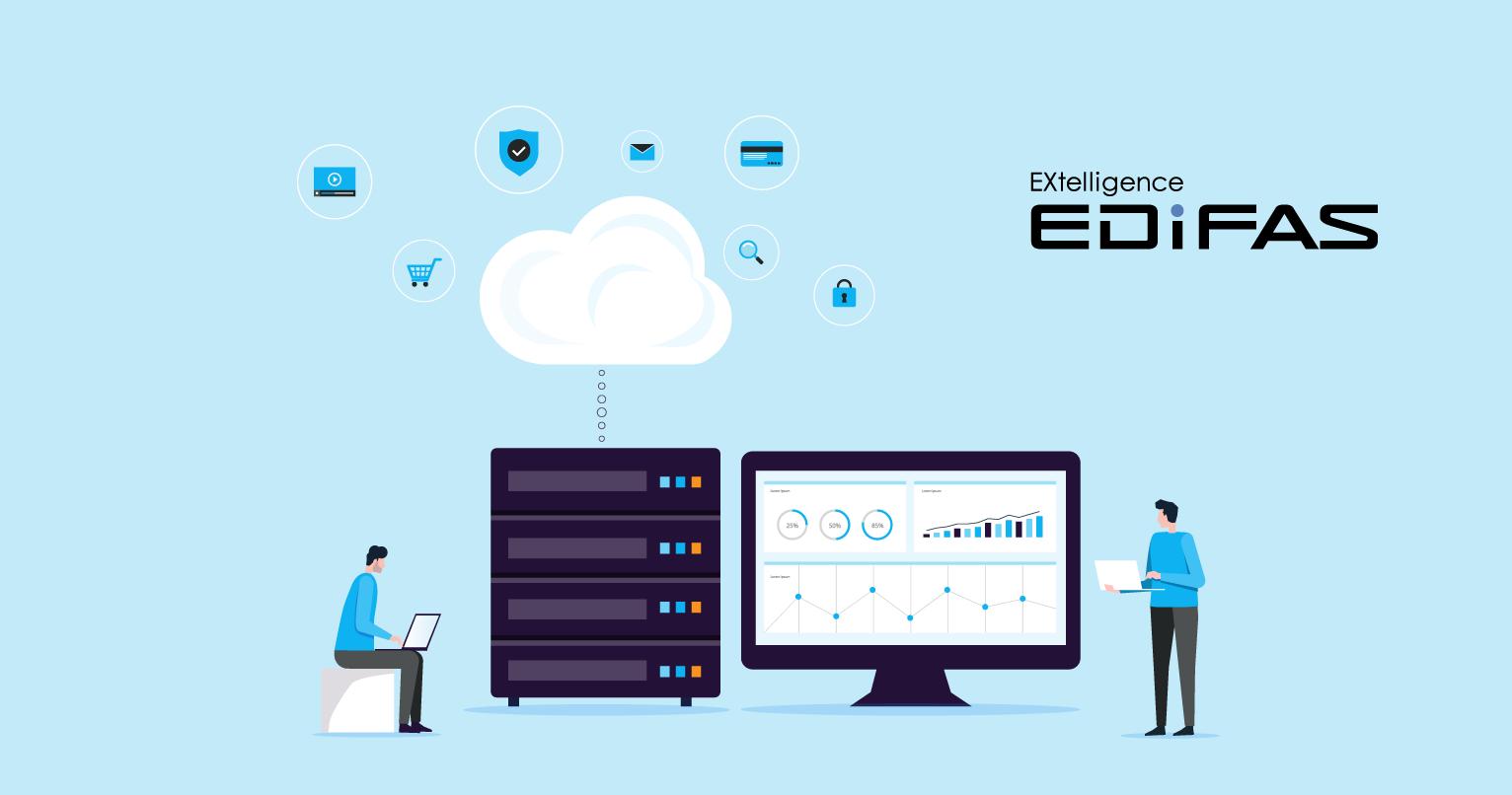EDIFAS API連携